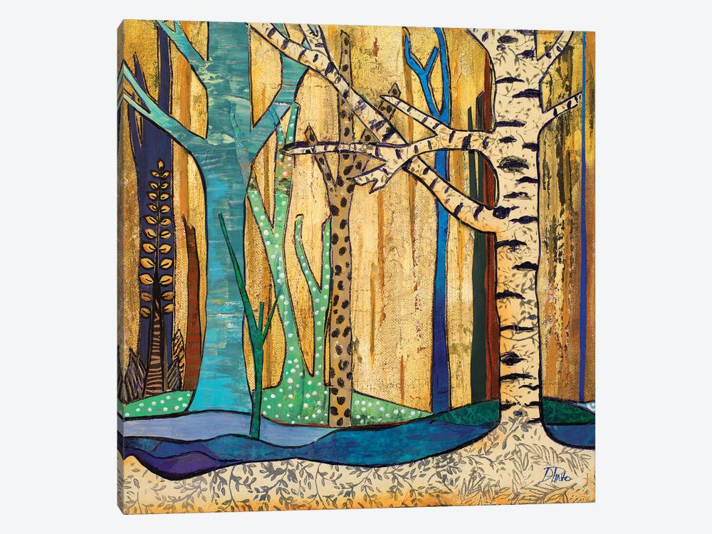 Mother Nature II by Patricia Pinto 1-piece Canvas Wall Art