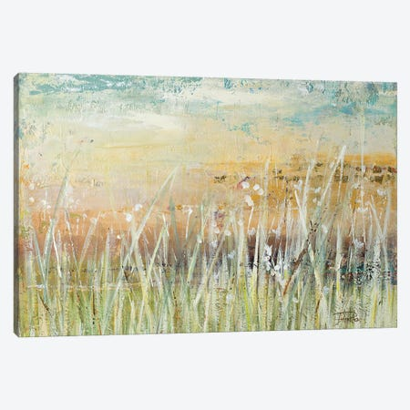 Muted Grass Canvas Print #PPI203} by Patricia Pinto Canvas Wall Art