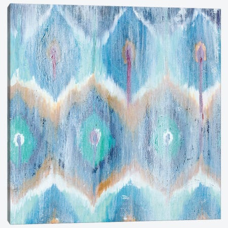 New Ikat II Canvas Print #PPI209} by Patricia Pinto Canvas Art