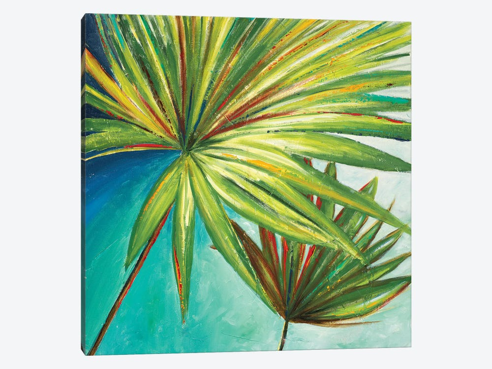 New Palmera II by Patricia Pinto 1-piece Canvas Wall Art