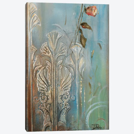 Ornaments & Roses I Canvas Print #PPI216} by Patricia Pinto Canvas Wall Art