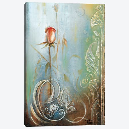 Ornaments & Roses II Canvas Print #PPI217} by Patricia Pinto Canvas Art