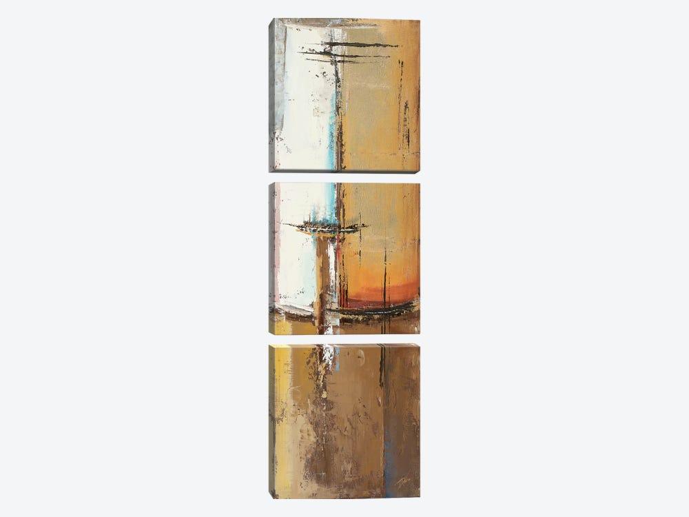 Oxido I by Patricia Pinto 3-piece Art Print