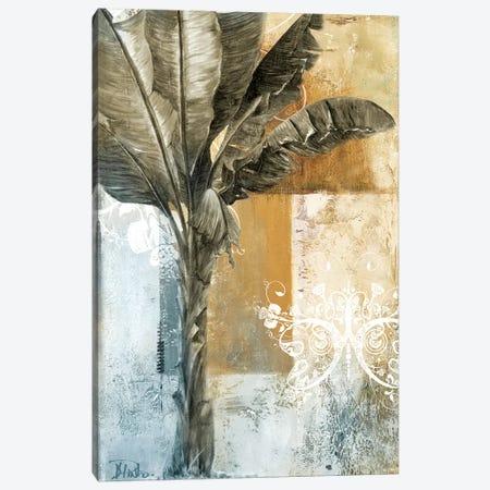 Palm & Ornament I Canvas Print #PPI220} by Patricia Pinto Canvas Wall Art