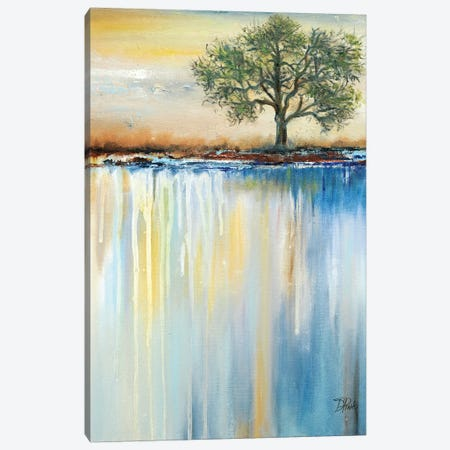 Paysage I Canvas Print #PPI228} by Patricia Pinto Canvas Artwork