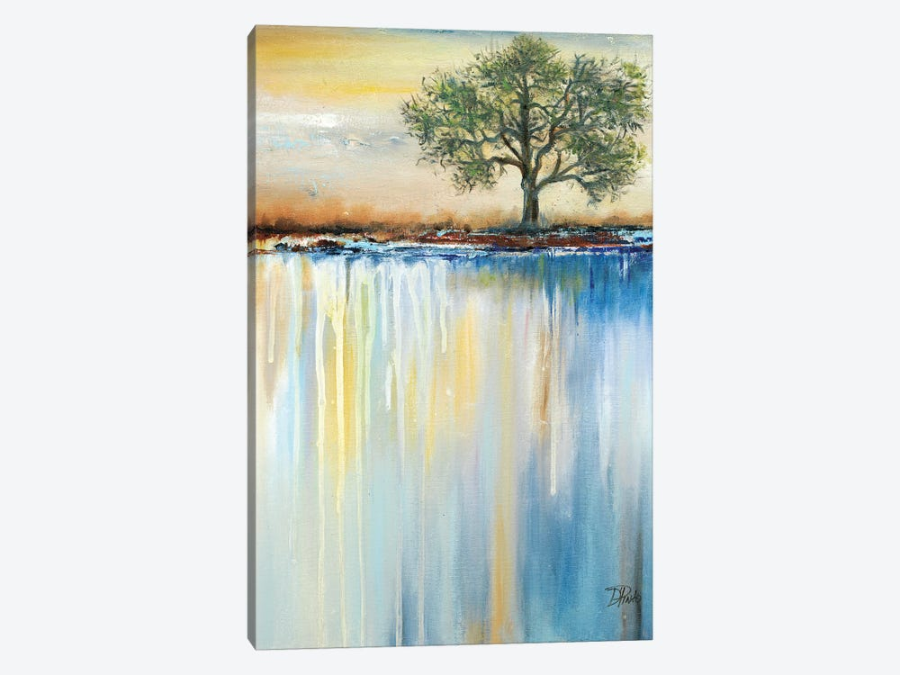 Paysage I by Patricia Pinto 1-piece Canvas Art