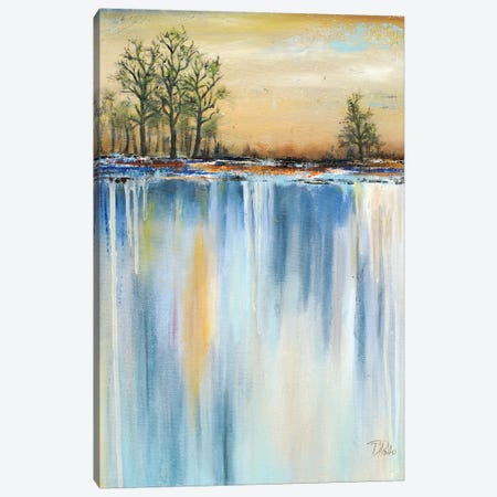 Paysage II Canvas Print #PPI229} by Patricia Pinto Canvas Art