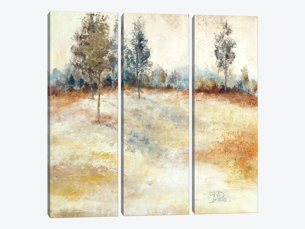 Quiet Forest II by Patricia Pinto 3-piece Art Print