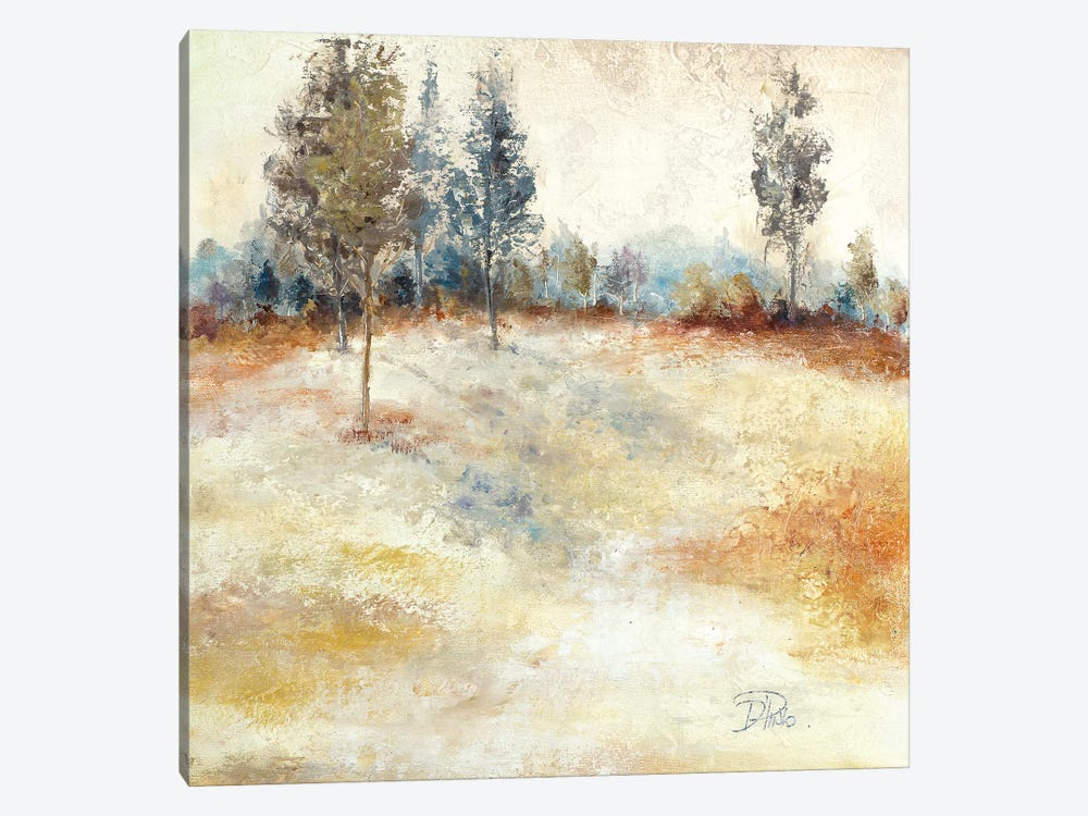 Quiet Forest II by Patricia Pinto 1-piece Art Print