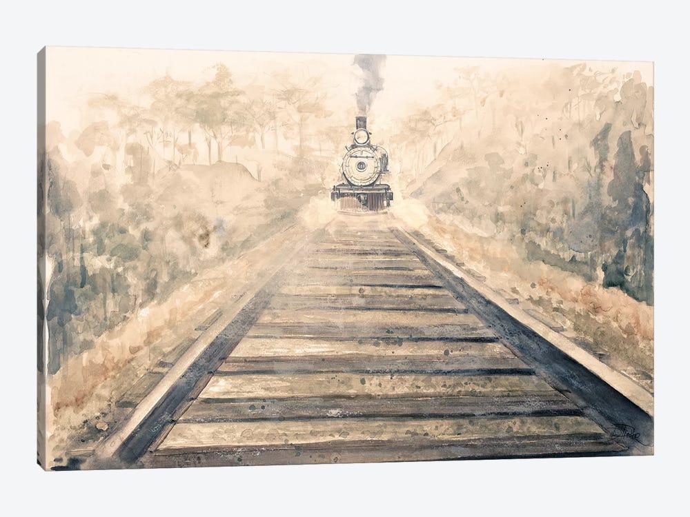 Railway Bound by Patricia Pinto 1-piece Art Print