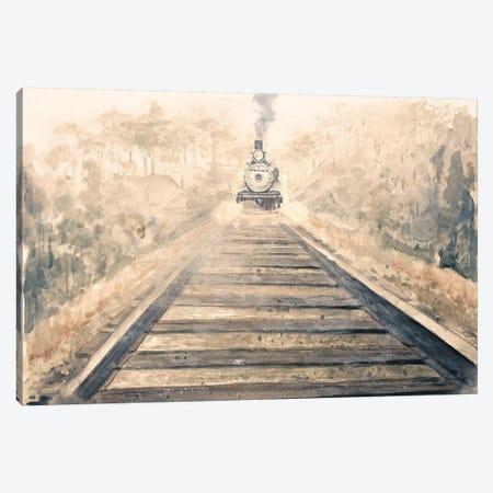 Railway Bound Canvas Print #PPI247} by Patricia Pinto Canvas Print