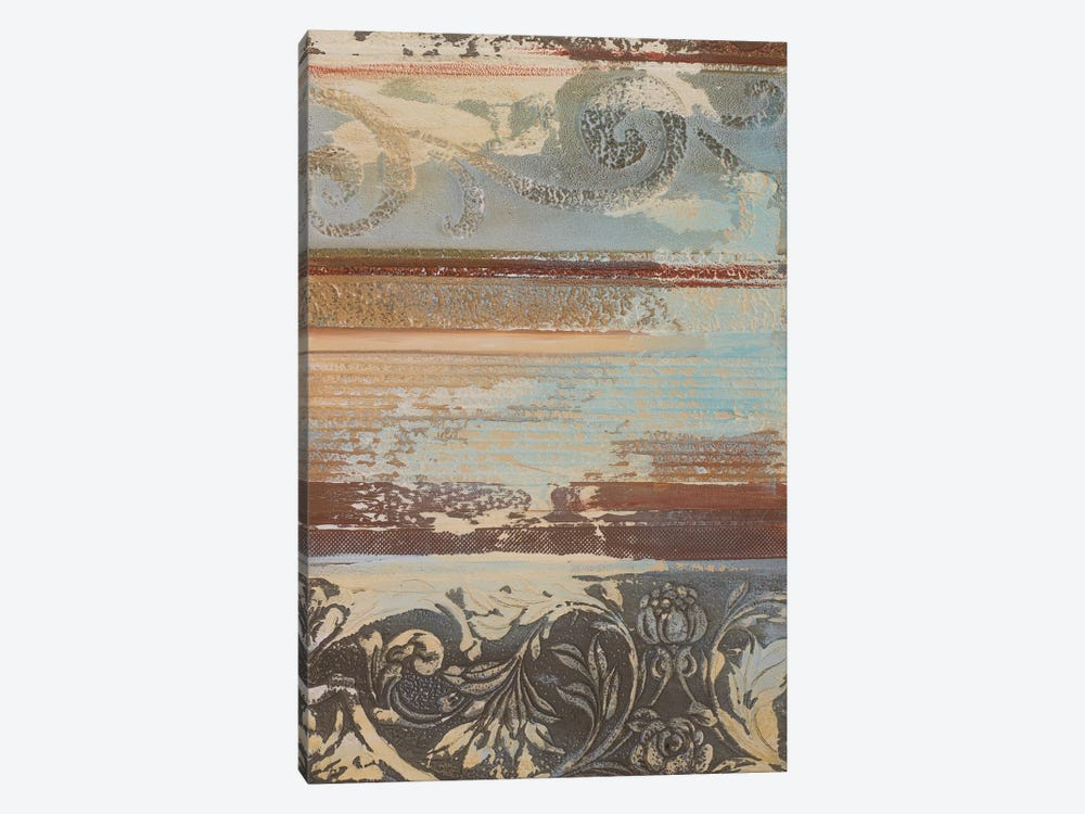Antique Sophistication II by Patricia Pinto 1-piece Canvas Wall Art