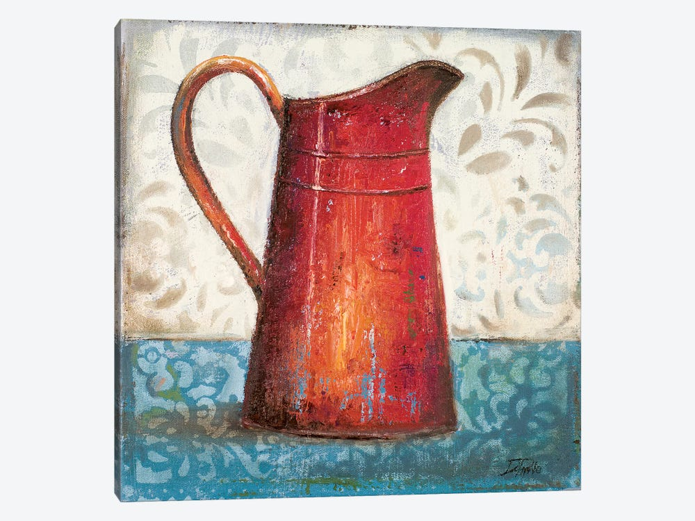 Red Pots II by Patricia Pinto 1-piece Art Print