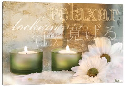 Relaxation I Canvas Art Print