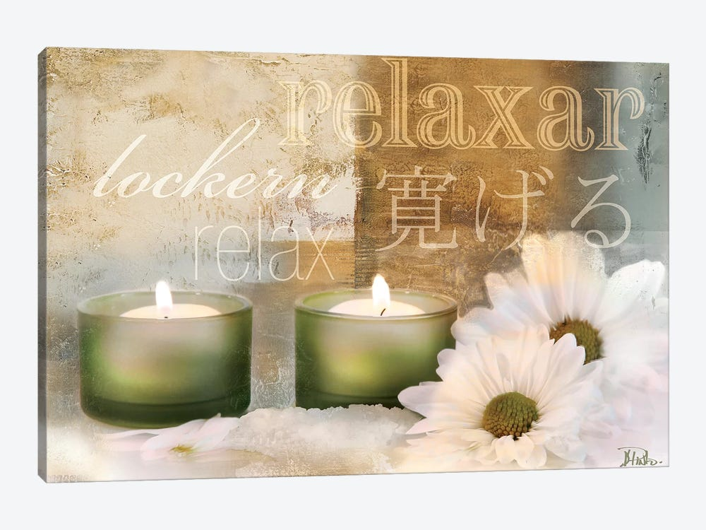 Relaxation I by Patricia Pinto 1-piece Canvas Artwork