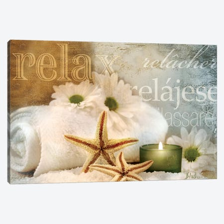 Relaxation II Canvas Print #PPI258} by Patricia Pinto Canvas Art Print