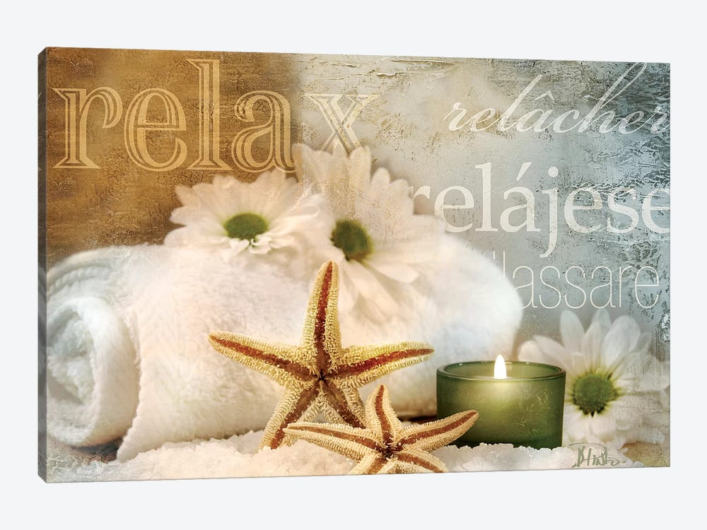 Relaxation II by Patricia Pinto 1-piece Art Print