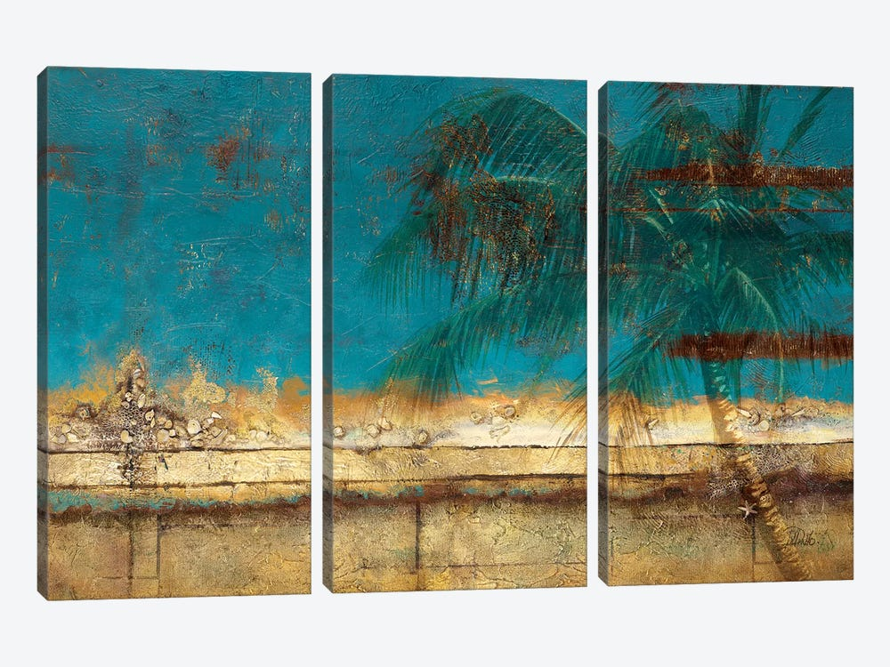 Sea Landscapes by Patricia Pinto 3-piece Canvas Art Print
