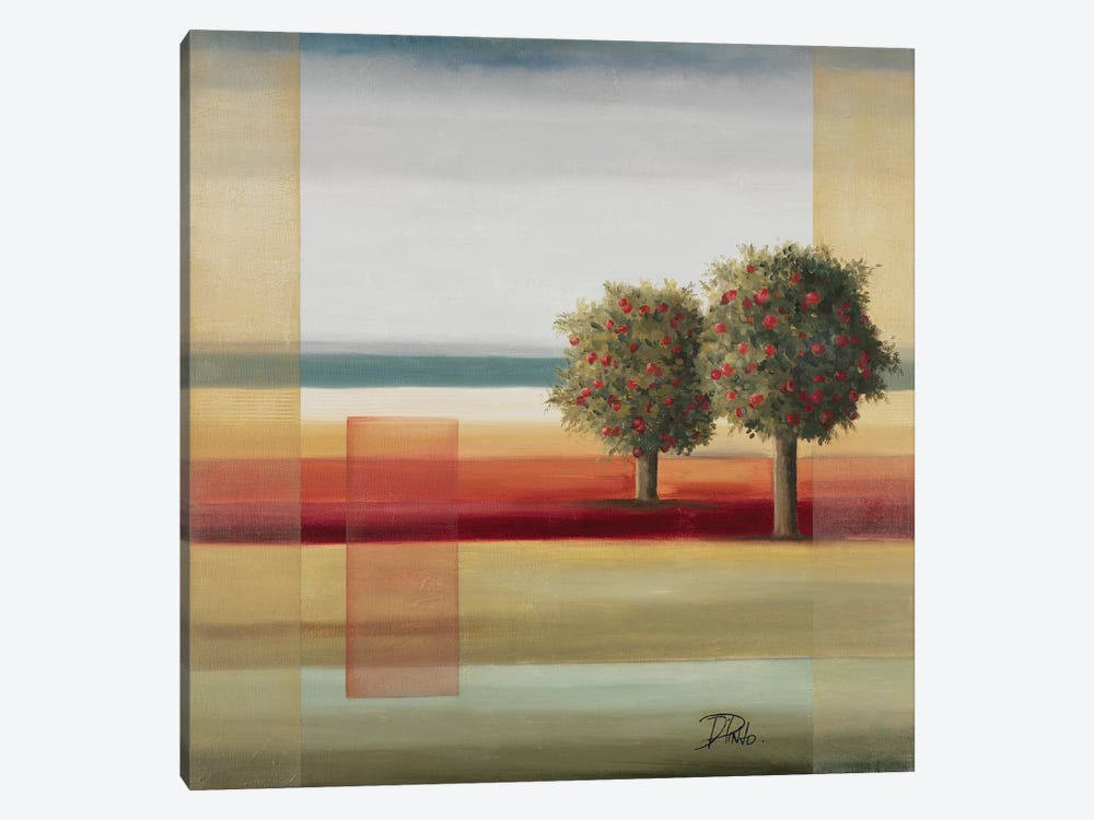 Apple Tree II by Patricia Pinto 1-piece Canvas Artwork