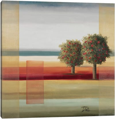 Apple Tree II Canvas Art Print
