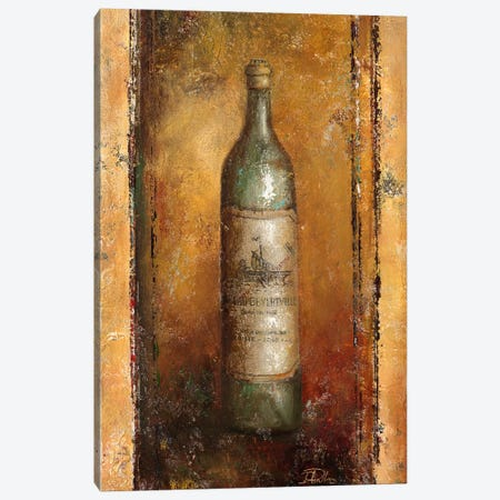 Serie Vino II Canvas Print #PPI270} by Patricia Pinto Canvas Print
