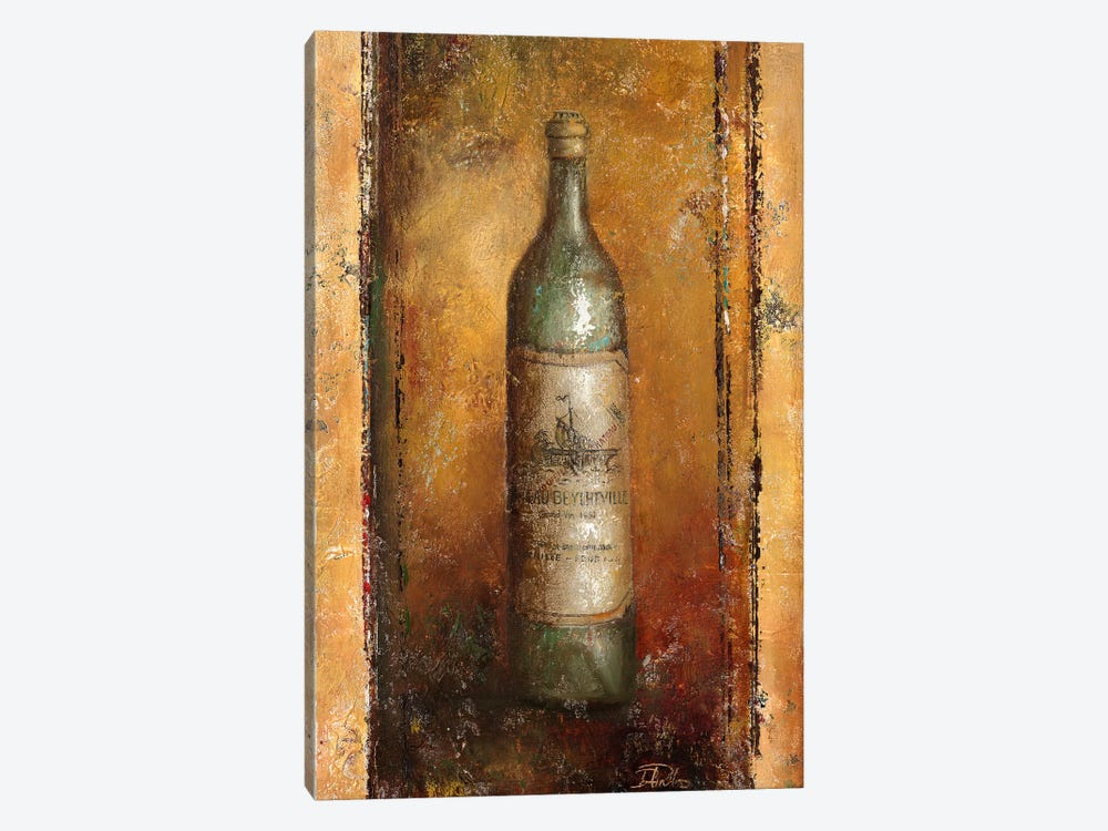 Serie Vino II 1-piece Canvas Print