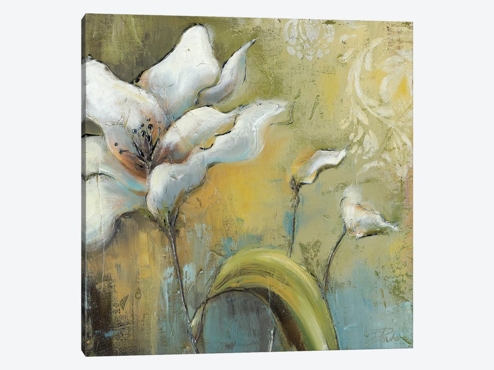 Spring II by Patricia Pinto 1-piece Canvas Art