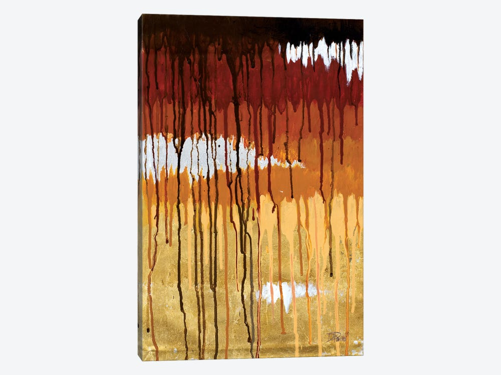 Summer Rain I by Patricia Pinto 1-piece Canvas Art Print
