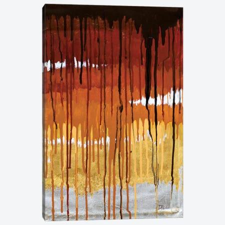 Summer Rain II Canvas Print #PPI288} by Patricia Pinto Canvas Art