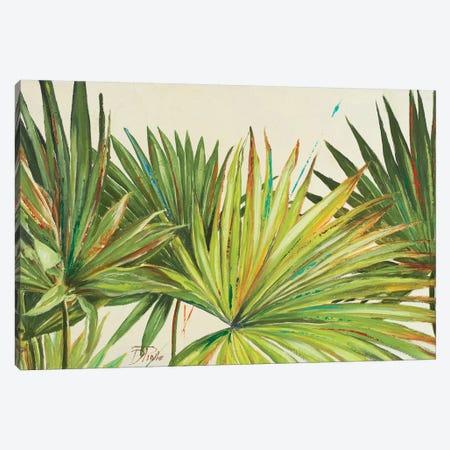 Arte Verde I Canvas Print #PPI28} by Patricia Pinto Art Print