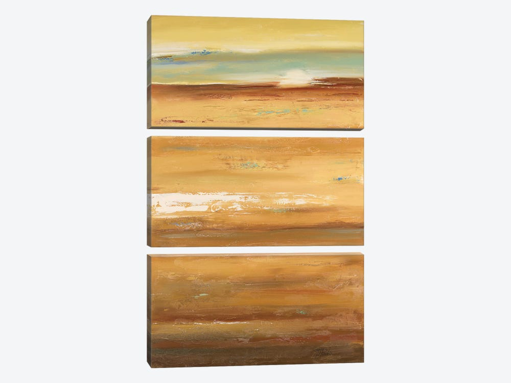 Sunrise I by Patricia Pinto 3-piece Canvas Print