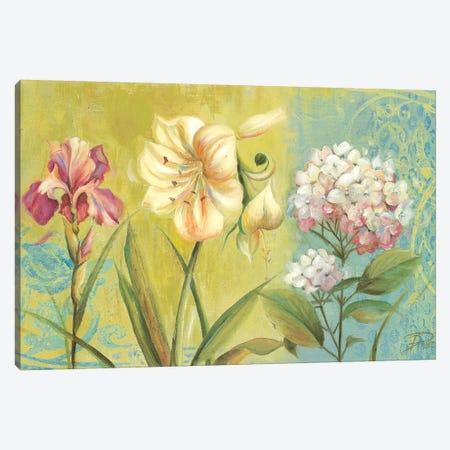 The Garden I Canvas Print #PPI301} by Patricia Pinto Art Print