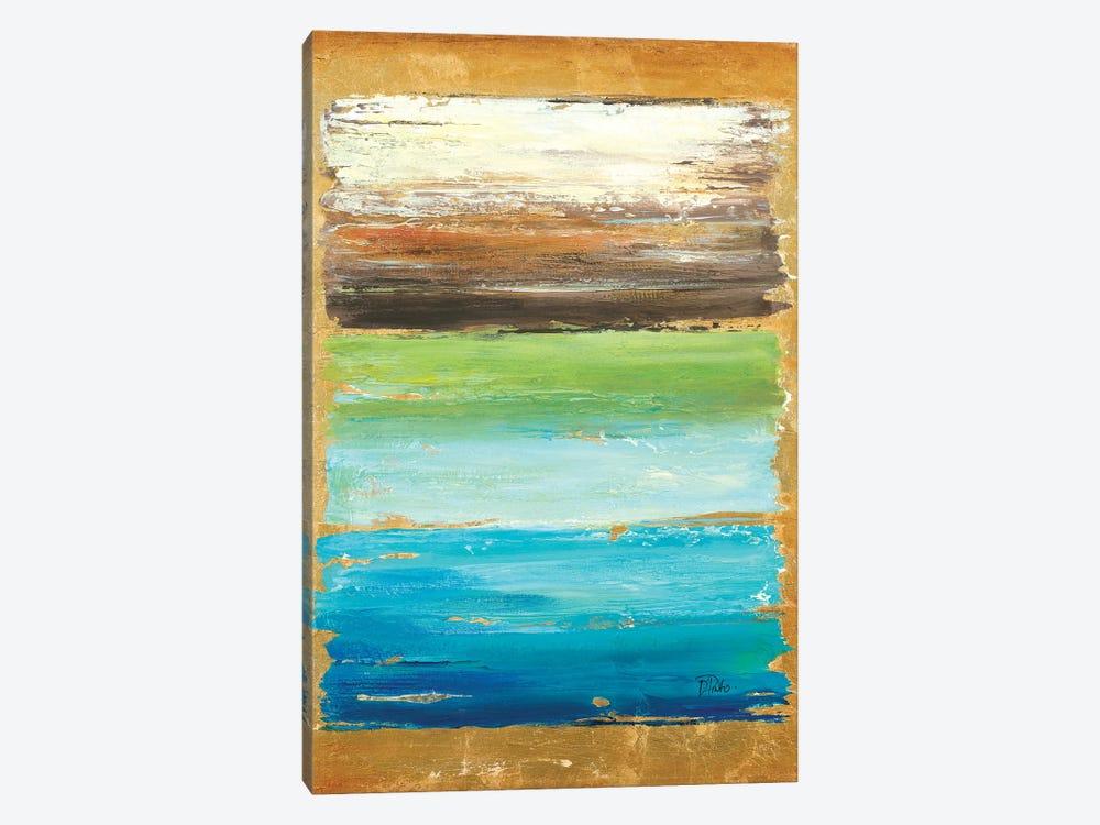 The Palette by Patricia Pinto 1-piece Art Print