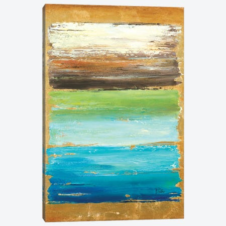 The Palette Canvas Print #PPI304} by Patricia Pinto Canvas Artwork