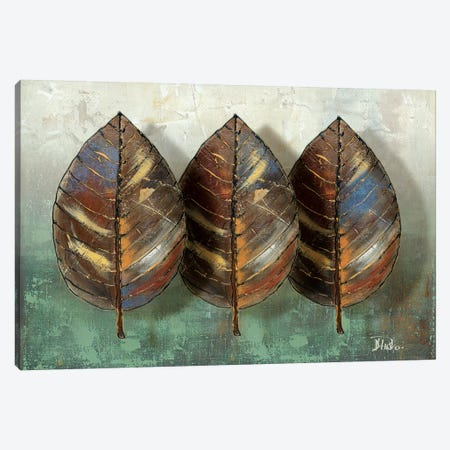 Three Amigos I Canvas Print #PPI312} by Patricia Pinto Canvas Art
