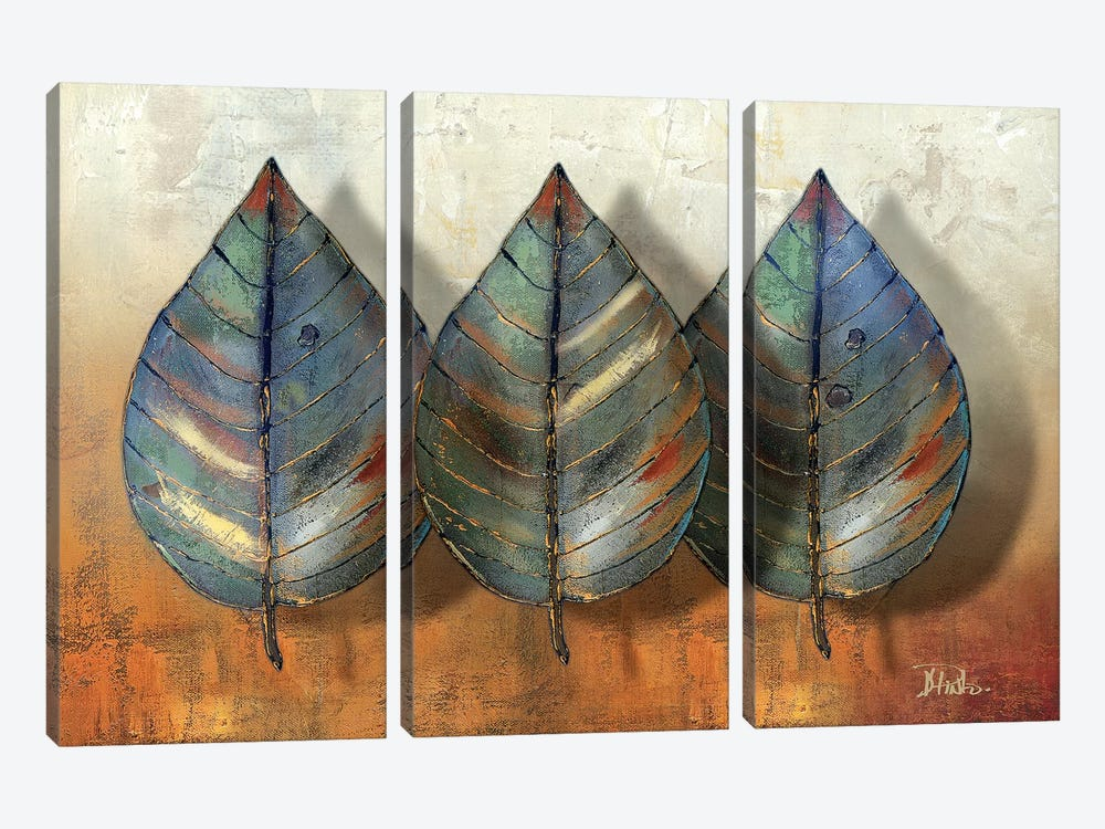 Three Amigos II by Patricia Pinto 3-piece Canvas Art Print