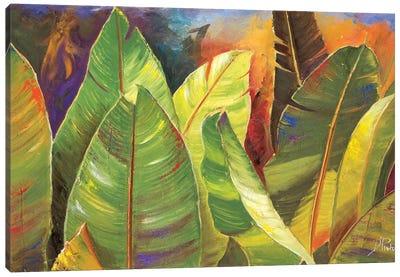 Through the Leaves II Canvas Art Print