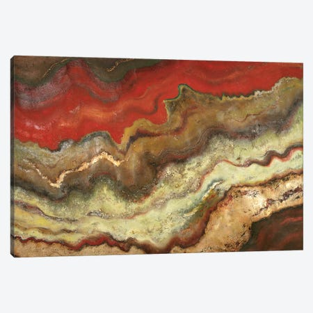 Tierra Canvas Print #PPI316} by Patricia Pinto Canvas Art Print