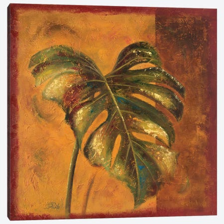 Balazo Movimiento II Canvas Print #PPI31} by Patricia Pinto Canvas Art