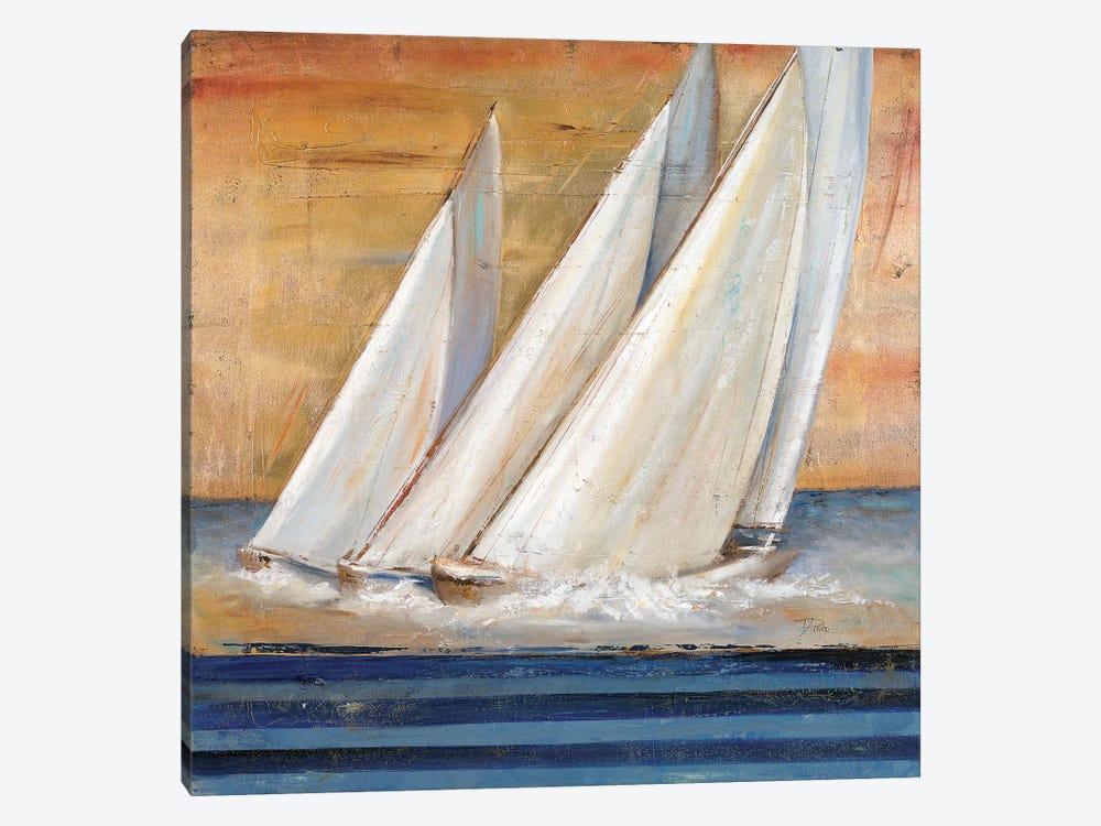 Veleros II by Patricia Pinto 1-piece Canvas Art Print