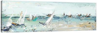 Water Adventure Canvas Art Print
