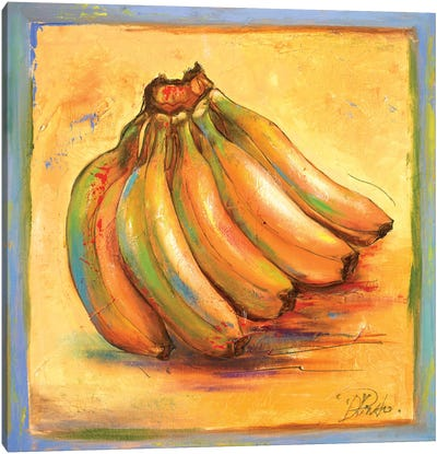 Banana I Canvas Art Print