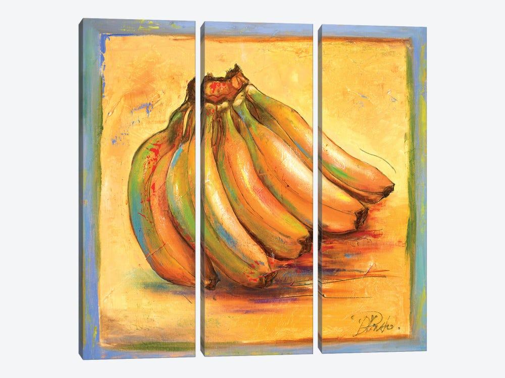 Banana I by Patricia Pinto 3-piece Art Print