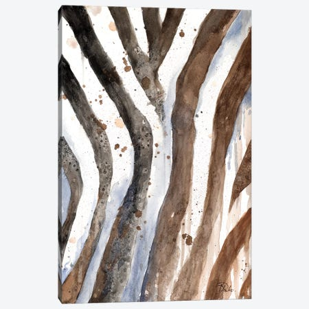 Watercolor Animal Skin II Canvas Print #PPI335} by Patricia Pinto Canvas Art Print
