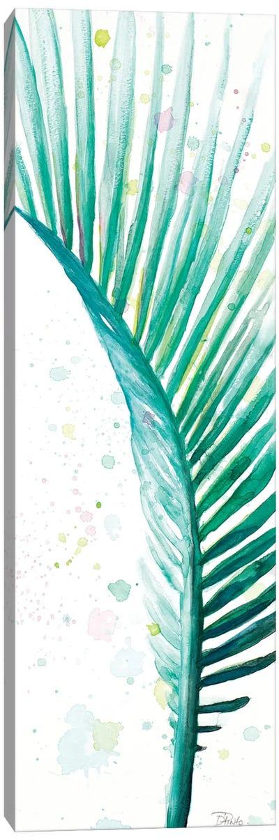 Wet Palm I Canvas Art Print