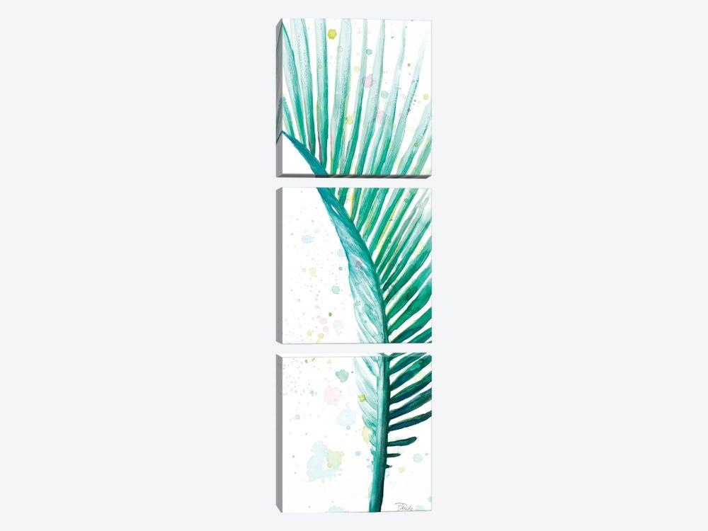 Wet Palm I by Patricia Pinto 3-piece Canvas Artwork