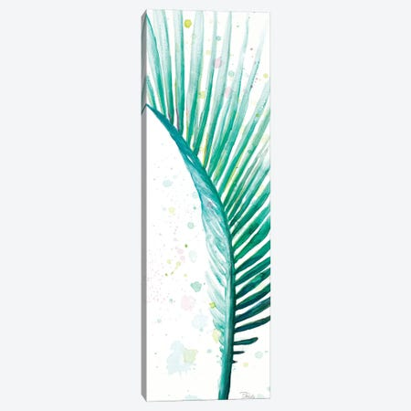 Wet Palm I Canvas Print #PPI347} by Patricia Pinto Canvas Wall Art