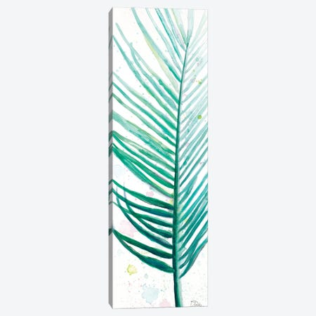 Wet Palm II 3-Piece Canvas #PPI348} by Patricia Pinto Art Print