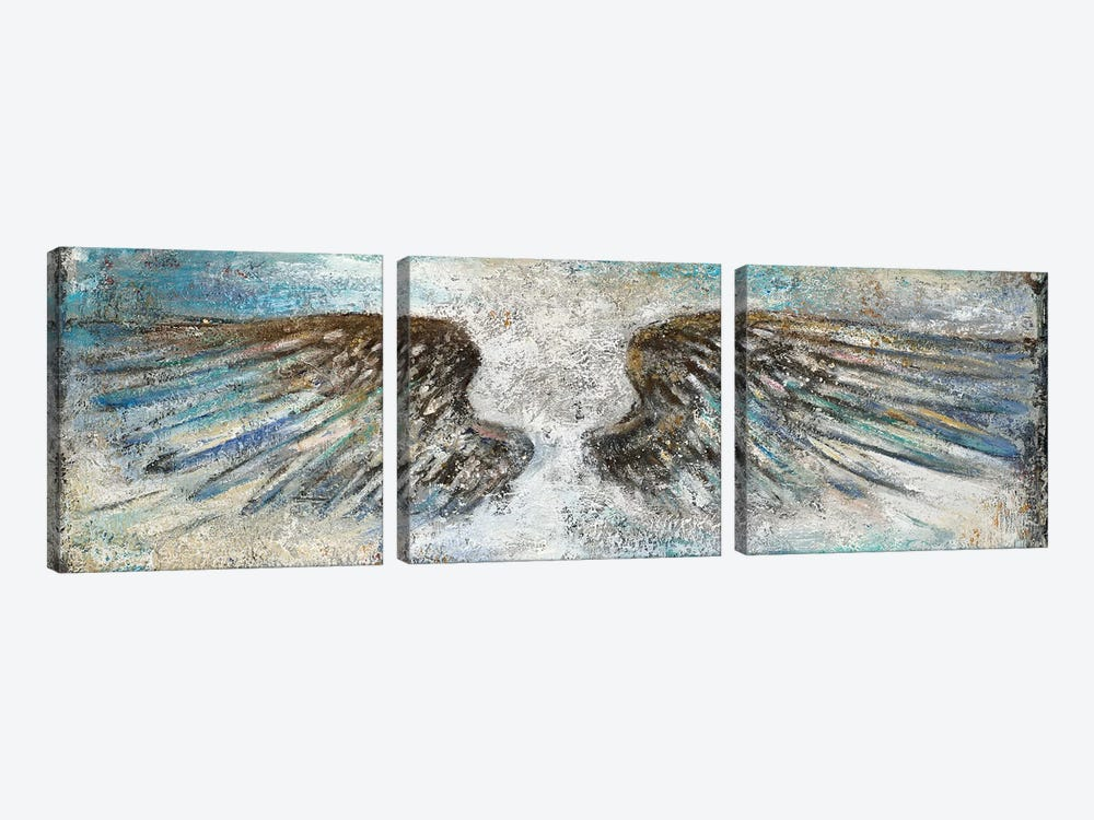 Wings by Patricia Pinto 3-piece Art Print