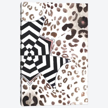 African Design Canvas Print #PPI371} by Patricia Pinto Canvas Art